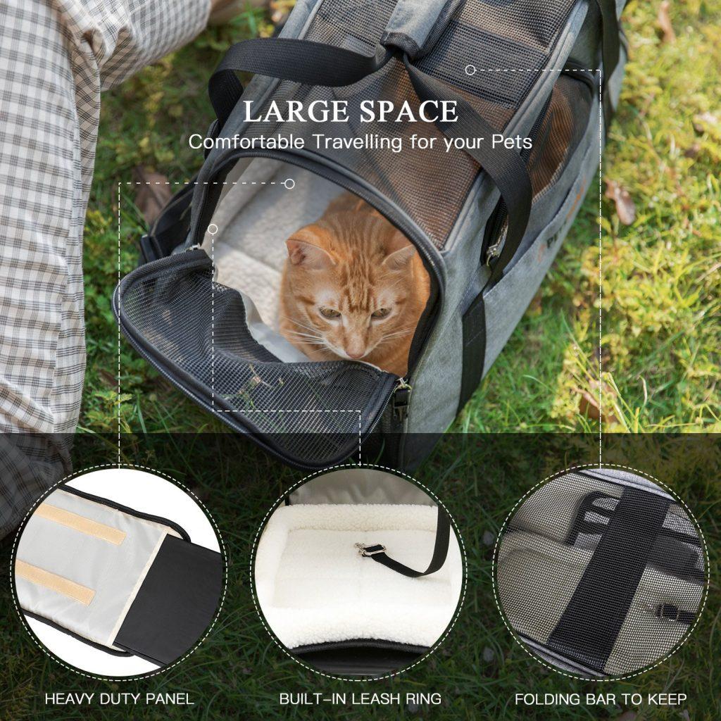 petshoney sac chat chien pas cher