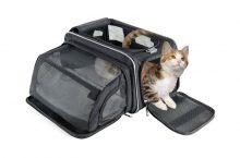 Fypo Sac Chat, test et avis : un sac de transport chat pas cher !